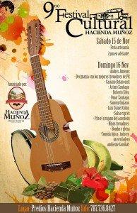 Festival Cultural Hacienda Muñoz 2014
