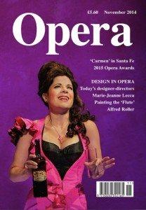 Ana Maria Martinez Opera Magazin