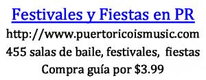 Festivales y Fiestas en Puerto Rico
